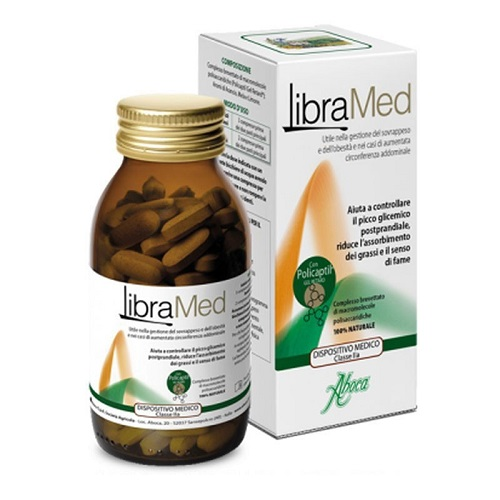 LIBRAMED 84 COMPRESSE - Farmaconvenienza.it