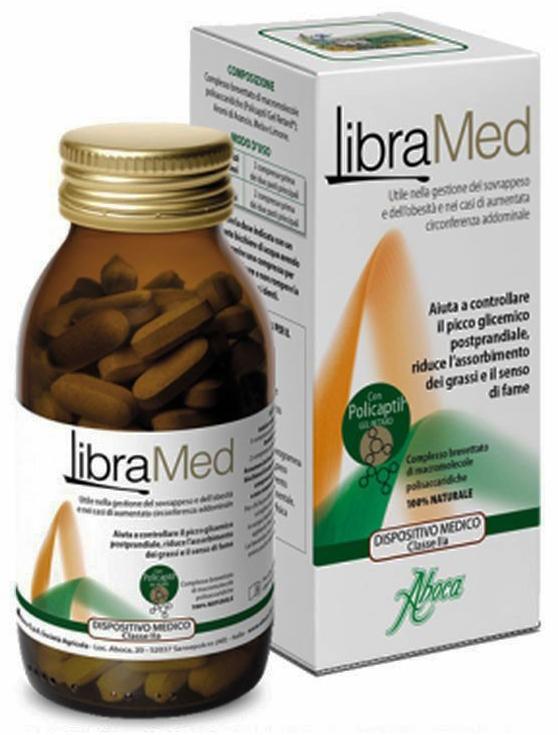 LIBRAMED 84 COMPRESSE - Farmacia Centrale Dr. Monteleone Adriano
