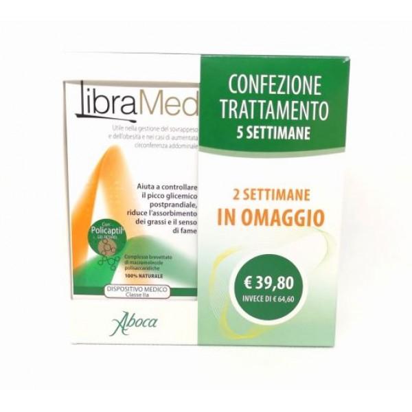 LIBRAMED TRATTAMENTO 5 SETTIMANE 138 + 84 COMPRESSE - Farmaciacarpediem.it