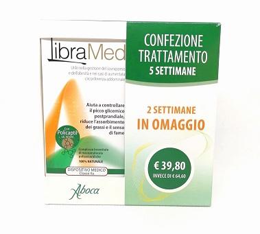 LIBRAMED TRATT 5SETT 138+84CPR - Parafarmacia la Fattoria della Salute S.n.c. di Delfini Dott.ssa Giulia e Marra Dott.ssa Michela