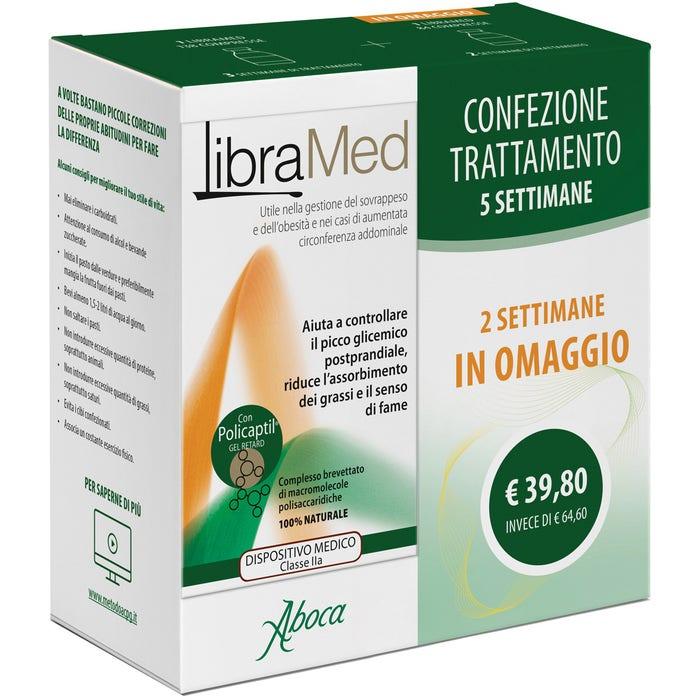 ABOCA LIBRAMED TRATTAMENTO 5 SETTIMANE 138 + 84 COMPRESSE - Nowfarma.it