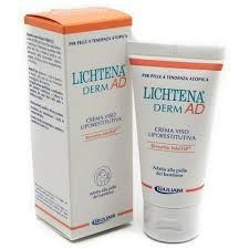 LICHTENA DERMAD CREMA VISO 40 ML - latuafarmaciaonline.it