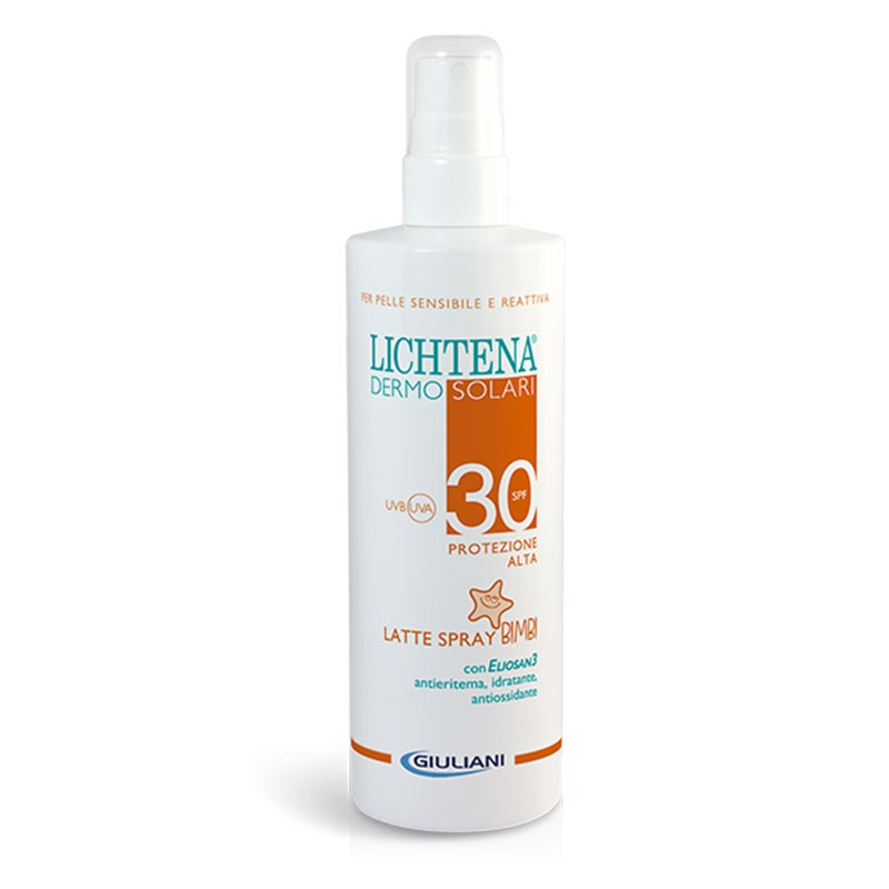 LICHTENA DERMOSOL LATTE SPR SPF30 BB 200 ML - Farmafamily.it
