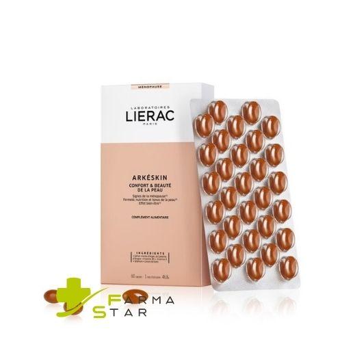 Arkeskin Integratore Alimentare per la pelle della donna in menopausa 60 capsule - Farmastar.it