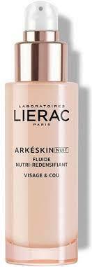 LIERAC ARKESKIN NIGHT NUTRI-REDENSIFYNG FLUID 50ML - Antica Farmacia Del Lago