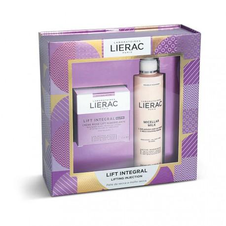 LIERAC CF LIFT INTEGRAL NUTRI 50 ML + DEMAQUILLANT LATTE 200 ML - Farmawing
