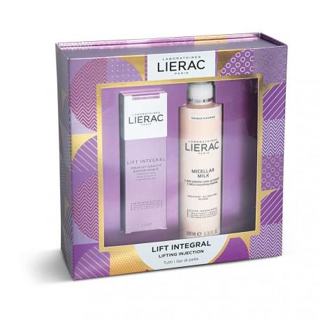LIERAC CF LIFT INTEGRAL SIERO 50 ML + DEMAQUILLANT LATTE 200 ML - Farmawing