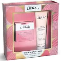 LIERAC CF SUPRARADIANCE CREMA 50 ML + DEMAQUILLANT MOUSSE 150 ML -  Farmacia Santa Chiara