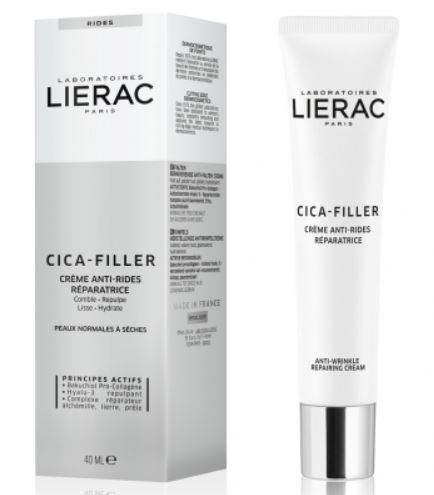 LIERAC CICA FILLER CREME - Farmafirst.it