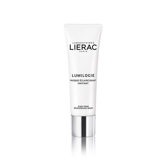 LIERAC LUMILOGIE MASCHERA VISO ILLUMINANTE UNIFORMANTE ANTI MACCHIE 50 ML - Farmastar.it