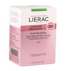 LIERAC LINEA CORPO PHYTOLASTIL ANTISMAGLIATURE 20 FIALE DA 5 ML - Farmastar.it