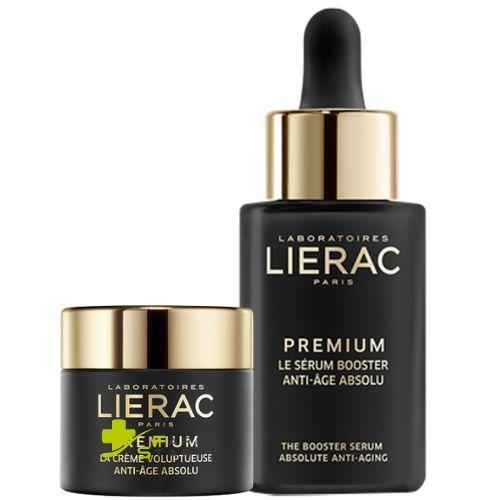LIERAC PREMIUM SIERO VISO ANTIRUGHE 30 ML - Farmastar.it