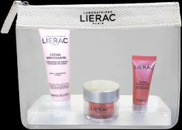 LIERAC TRAVEL KIT SUPRA RADIANCE - Farmawing