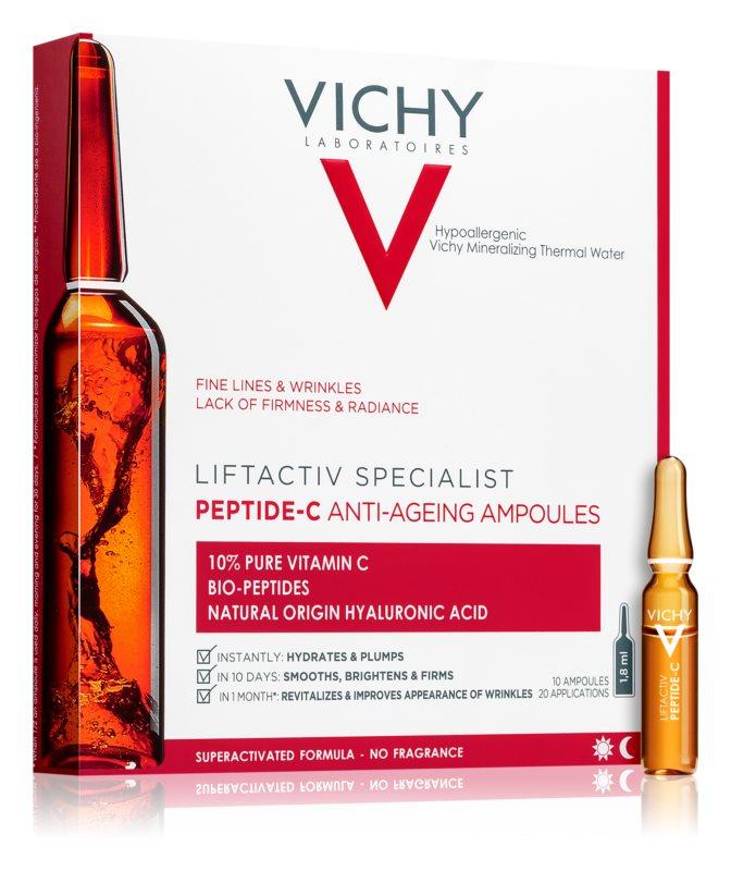 Vichy LIFTACTIV SPECIALIST PEPTIDE-C 10 AMPOLLE X 1,8 ML - Farmaedo.it