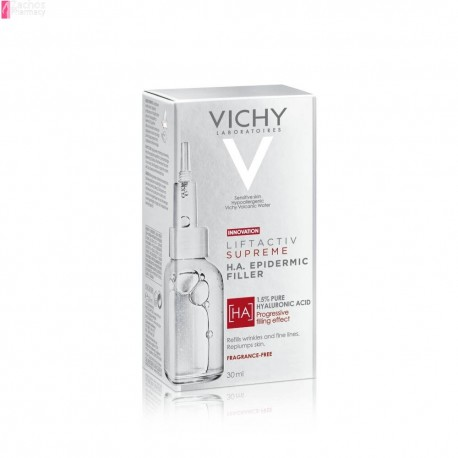 LIFTACTIV SUPREME SIERO HYALURONIC ACID EPIDERMIC FILLER 30 ML - Farmapage.it