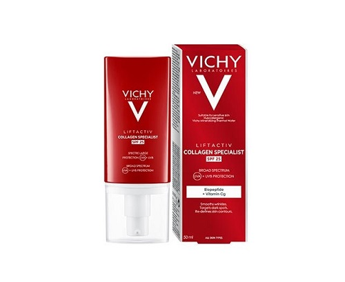 LIFTACTIVE COLLAGEN SPEC ANTI MACCHIE SPF25 50 ML - Farmacia Bartoli