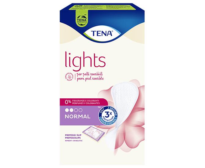 Tena Lights Normal Proteggi Slip 22 pz - Farmacielo
