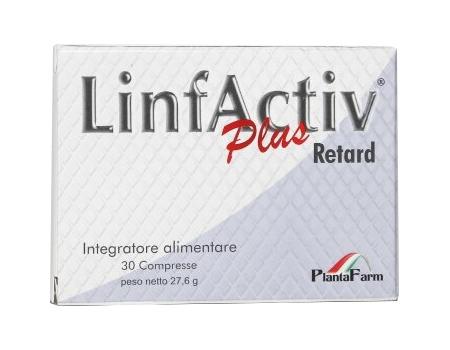 LINFACTIV PLUS RETARD 30 COMPRESSE - Farmastar.it