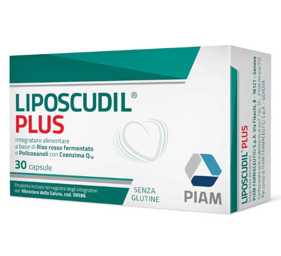 LIPOSCUDIL PLUS 30 CAPSULE - sapofarma.it