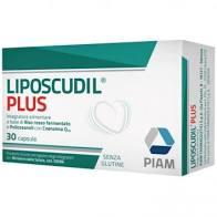 LIPOSCUDIL PLUS 30 CAPSULE - Farmaunclick.it