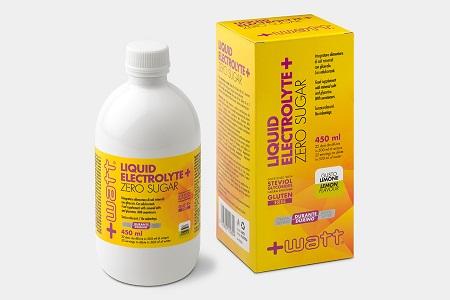 LIQUID ELECTROLYTE+ LIM 450ML - Parafarmacia la Fattoria della Salute S.n.c. di Delfini Dott.ssa Giulia e Marra Dott.ssa Michela