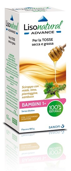 Lisonatural Advance Bambini 180g - Sempredisponibile.it