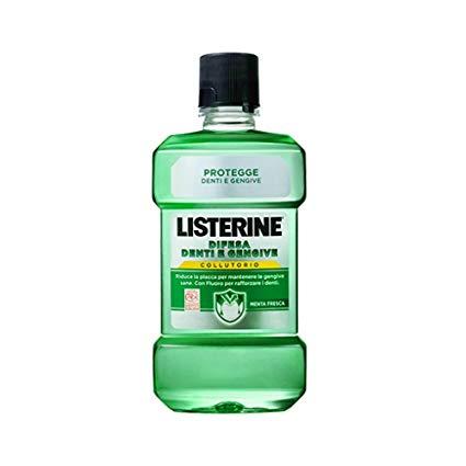 LISTERINE DENTI & GENGIVE DELICATO 500 ML - La tua farmacia online