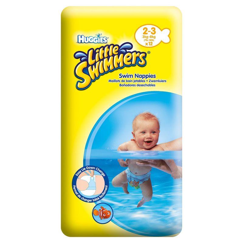 Little Swimmers Pannolini S 3-8kg - Sempredisponibile.it