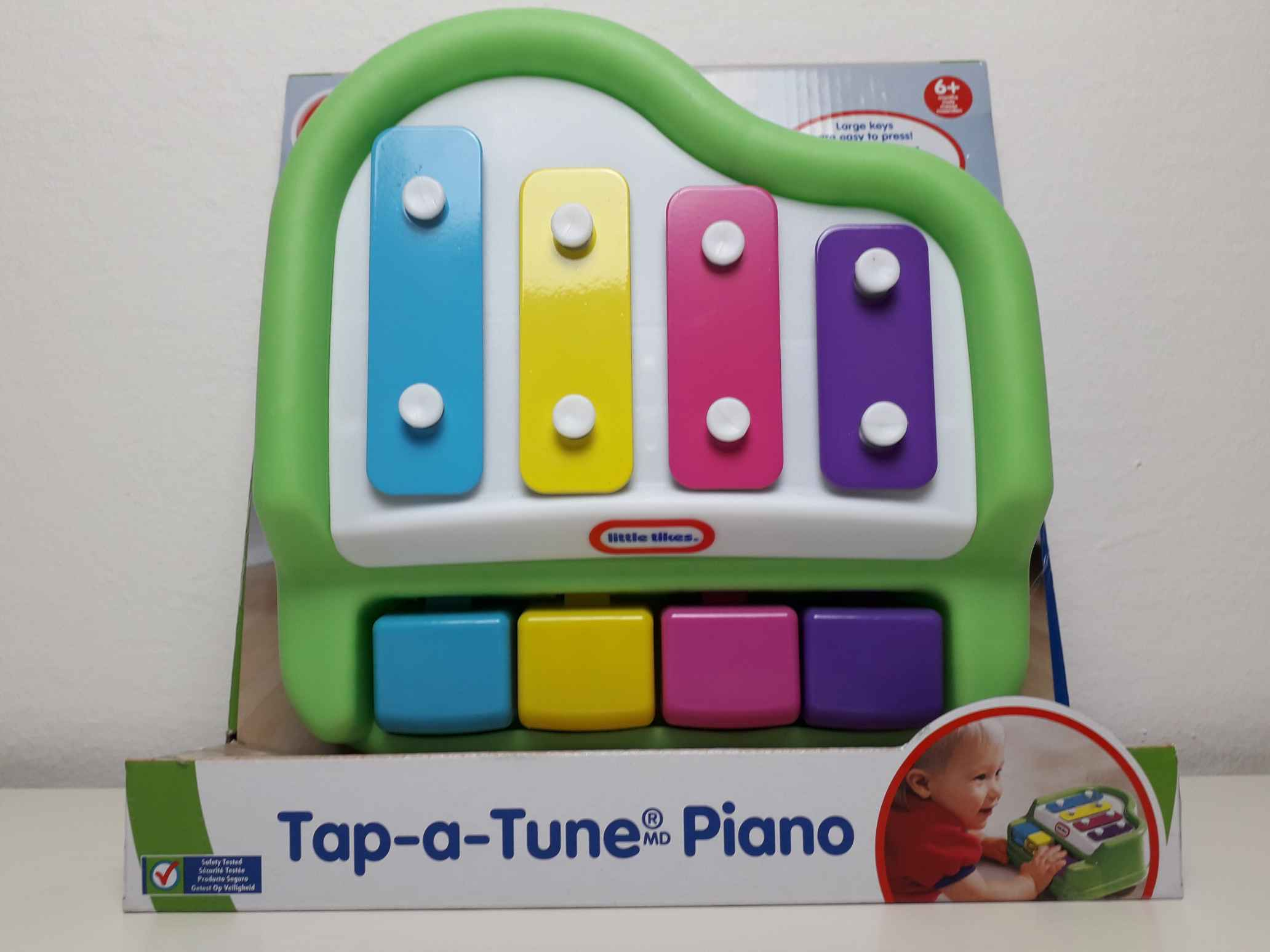 LITTLE TIKES BABY PIANO - Farmaciaempatica.it