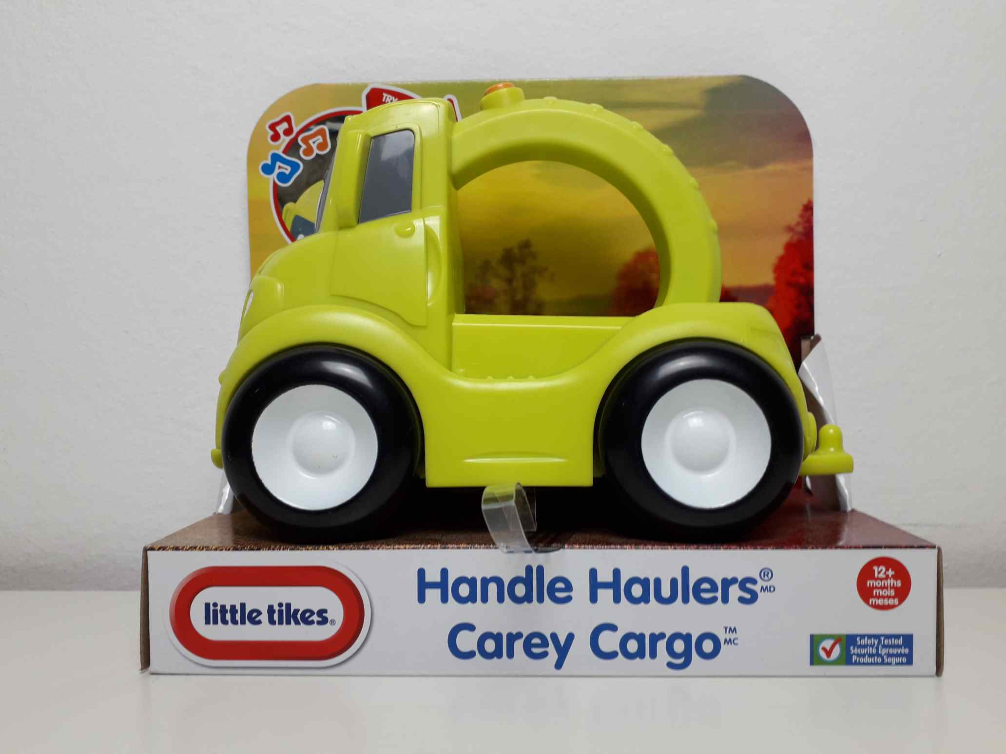 LITTLE TIKES CAMIONCINO SONORO CAREY - Farmaciaempatica.it