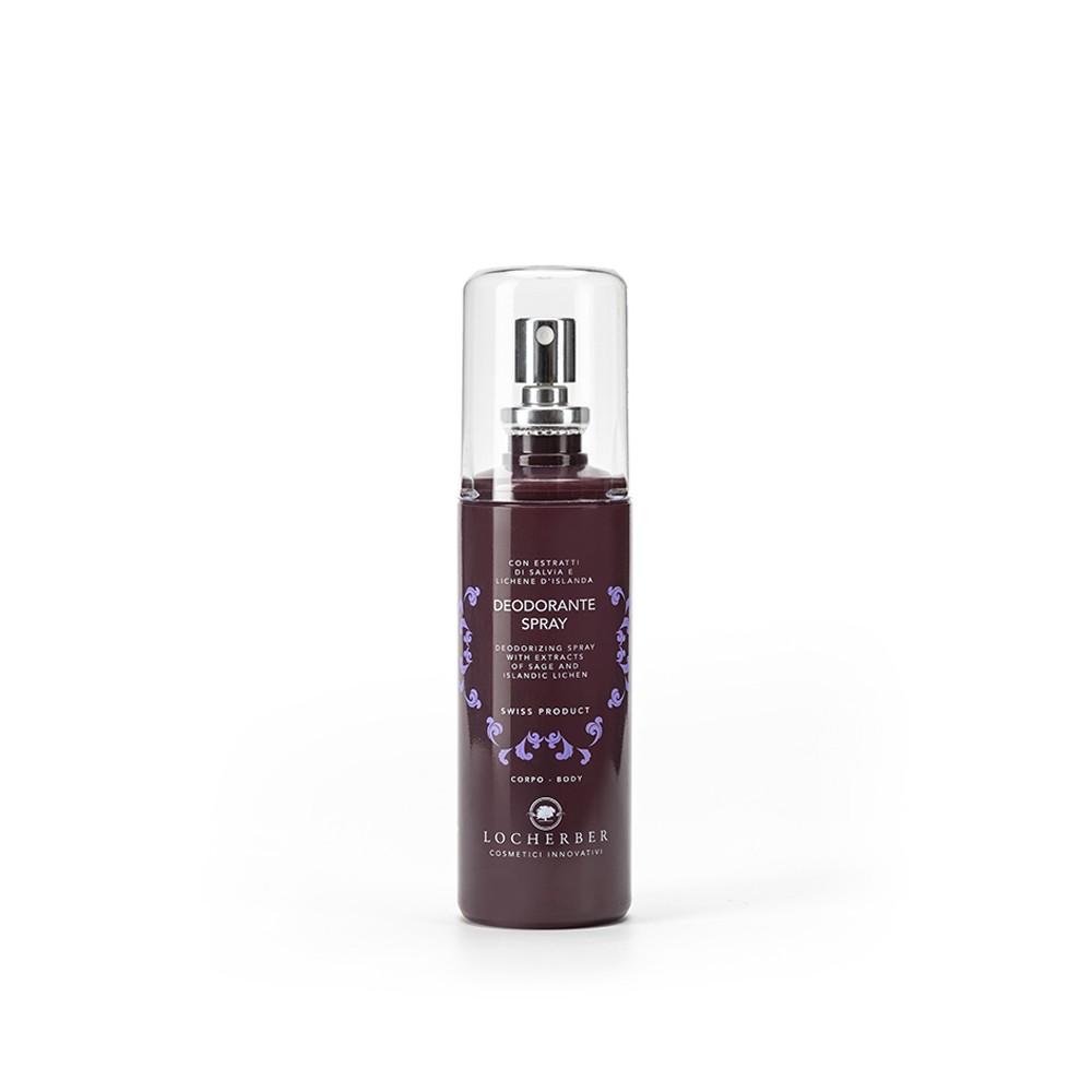 Locherber  Deodorante Spray  100 ml - keintegratore.com