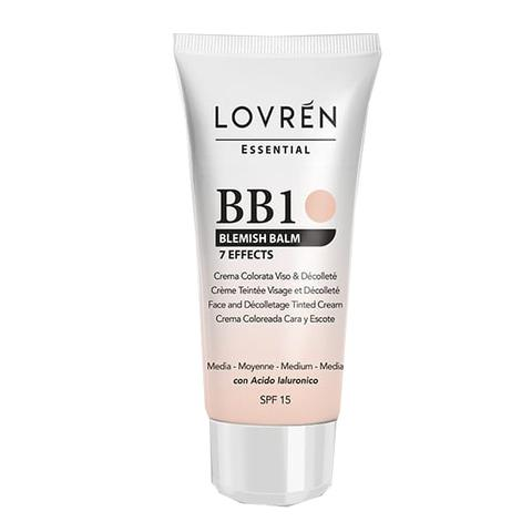 LOVREN ESSENTIAL BB CREAM BB1 TONALITA' MEDIA - Speedyfarma.it