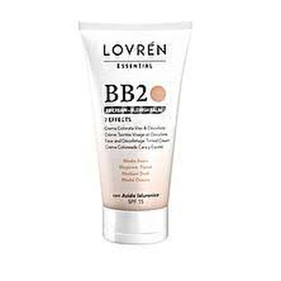 LOVREN ESSENTIAL BB CREAM BB2 TONALITA' MEDIO SCURA - Speedyfarma.it