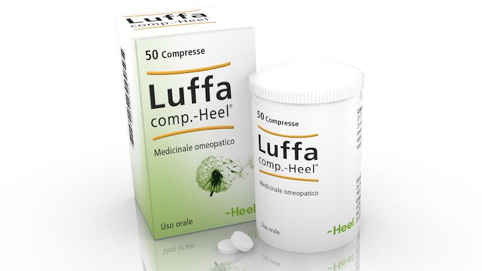 Luffa Compositum Heel 50 Compresse - Arcafarma.it