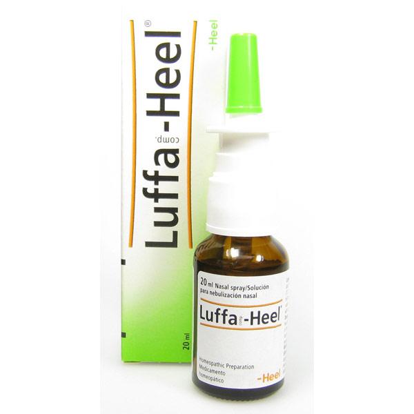 Luffa Compositum Heel Spray Nasale 20ml - Arcafarma.it