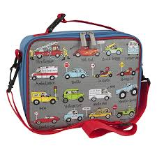 LUNCH BAG CARS - Farmajoy