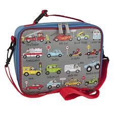 LUNCH BAG CARS - Farmajoy