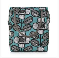 LUNCH BAG FIORI TRIBALE - Farmajoy