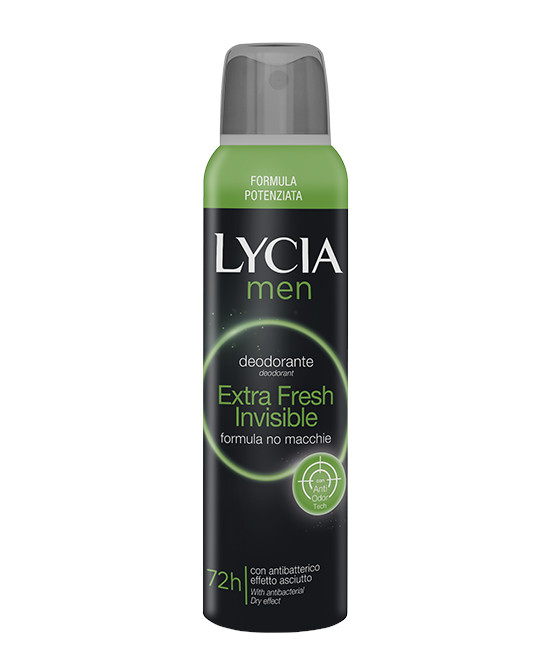 LYCIA MEN EXTRA FRESH 150ML - Farmaci.me