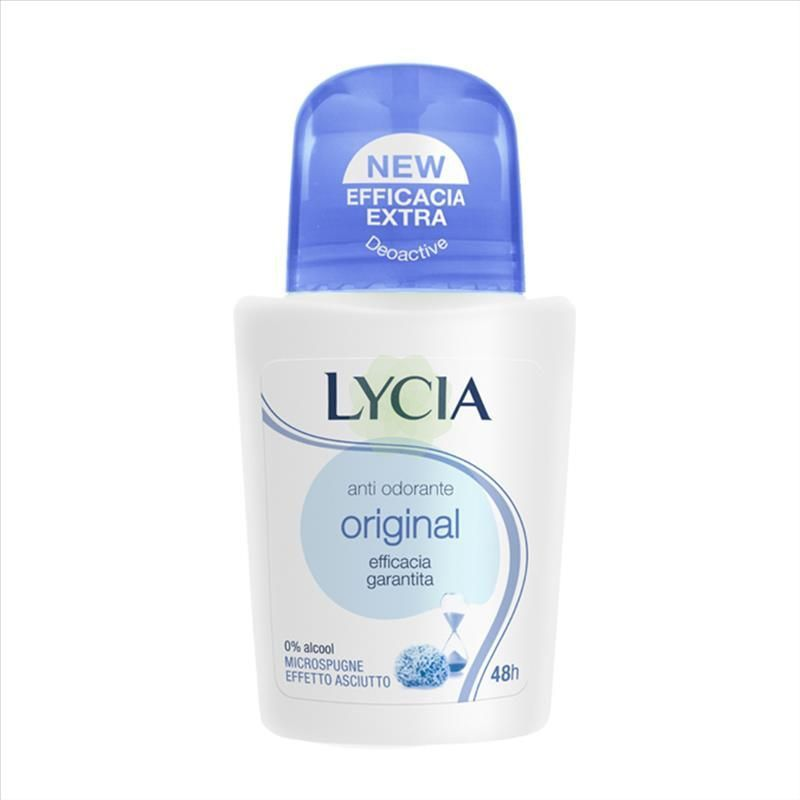 LYCIA ROLL ON ORIGINAL 50ML - Farmaciasconti.it