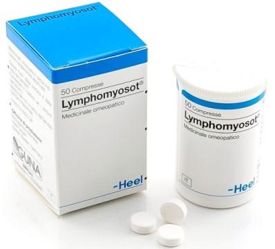 Lymphomyosot 50 Compresse - Farmalilla