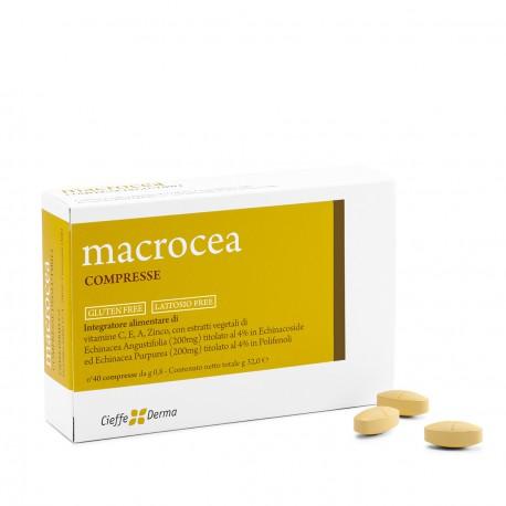MACROCEA 40 cpr - Zfarmacia