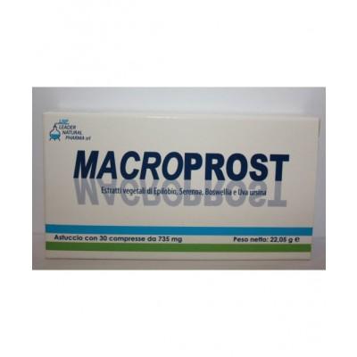 MACROPROST 30 COMPRESSE 31,5 G - Parafarmacia la Fattoria della Salute S.n.c. di Delfini Dott.ssa Giulia e Marra Dott.ssa Michela