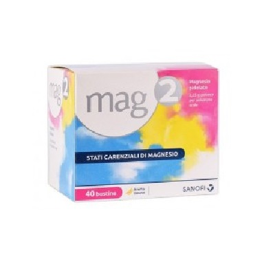 MAG 2*OS GRAT 40BUST 2,25G - Farmacia Castel del Monte