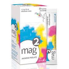 MAG 2*OS SOLUZ 20BUST1,5G/10ML - FarmaHub.it