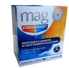 MAG STRESS RESIST 30 BUSTINE MONODOSE - Turbofarma.it