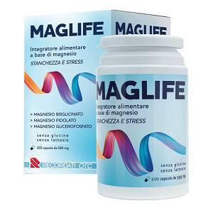 MAGLIFE 100 CAPSULE - Farmaconvenienza.it