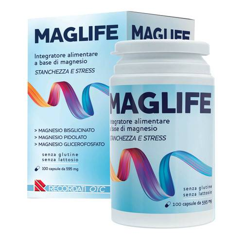 MAGLIFE 100 CAPSULE - Farmapage.it