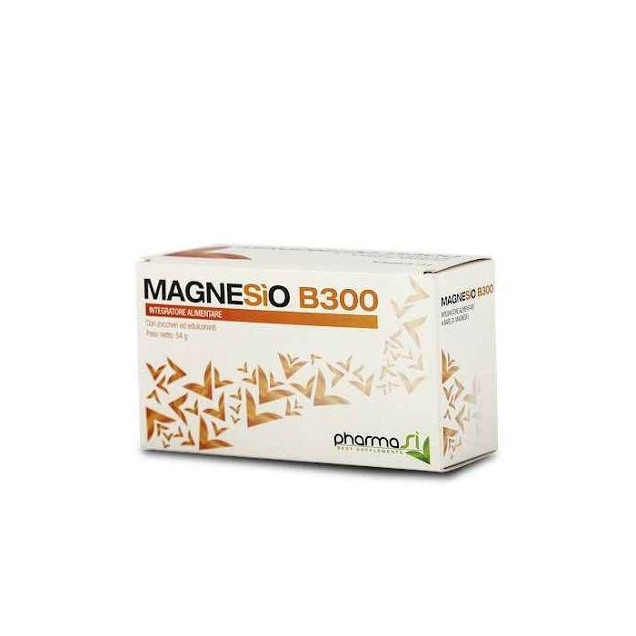 MAGNESIO B 300 30 BUSTINE - Farmafamily.it