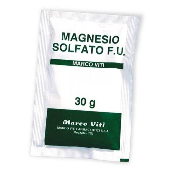 MAGNESIO SOLFATO 30 G - Farmafamily.it
